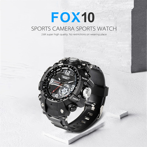 QZT Bike Sport Camera Watch Ou