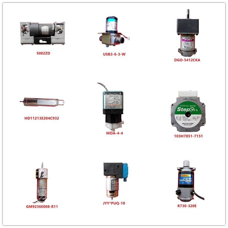 5002ZD| USB3-6-3-W| DGO-5412CKA| HD11213E204C932| MDA-4-4| 103H7851-7151| GM9236E008-R11| JYY*PUQ-10| R730-320E Used