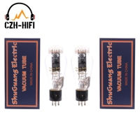 1pair Original Brand New Shuguang WE300B Vacuum Tube 300B Electronic Valve Replica Western Electric Matched 12months Warranty