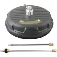 Líquido de limpeza de superfície da arruela de pressão com a varinha reta da extensão da arruela de pressão  1/4 m22 rapidamente conecta o acessório para a limpeza de superfície|Esfregão elétrico| |  -