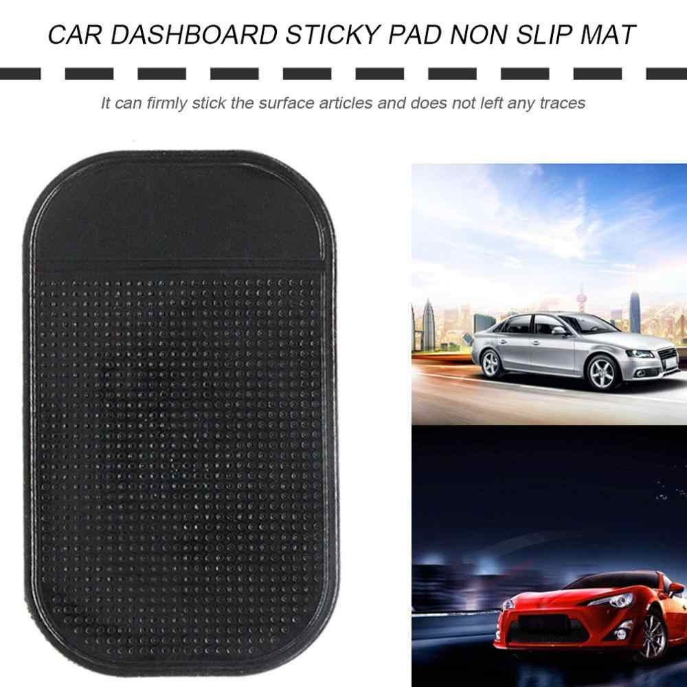 ซิลิโคน Anti-SLIP MAT Car Dashboard Mount สำหรับโทรศัพท์มือถือ GPS ผู้ถืออุปกรณ์ตกแต่งภายใน