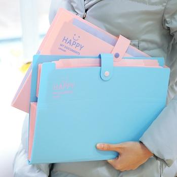 Nowy 12 indeks prosty dokument A4 organizer na dokumenty Pp plik rozszerzający portfel Folder klasyfikacja papieru pakiet narządów składanie produktów tanie i dobre opinie Rozszerzenie portfel 32 5*24 5cm rh 286 send randomly 200g 1 pc