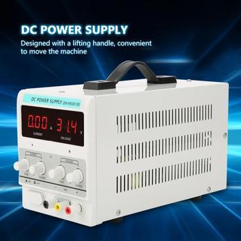 30V 10A Adjustable Digital DC Power Supply Variable Regulated Lab Voltage Converter Regulator Stabilizer EU/US/AU Plug 110V/220V wanptek kps602d professional switching dc power supply adjustable laboratory power supply 110v 220v voltage regulated for lab