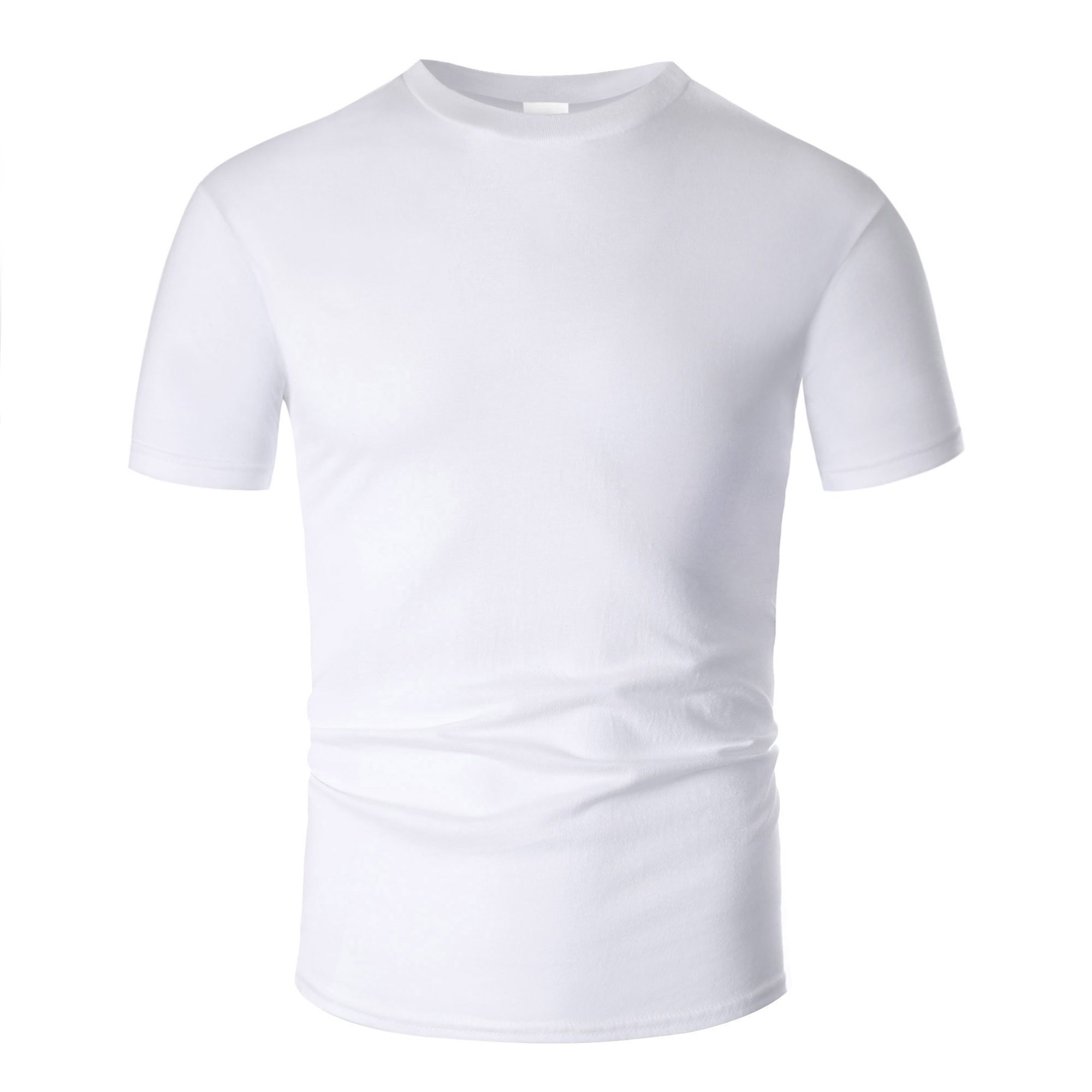 Pure Color T-shirt Without Logo Special Link  Lowest Price.