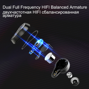 Image 4 - Mifo O7 ダブルバランス真ワイヤレスイヤフォンノイズリダクションV5.0 tws bluetoothイヤホンaptxスポーツ防水cntイヤホン