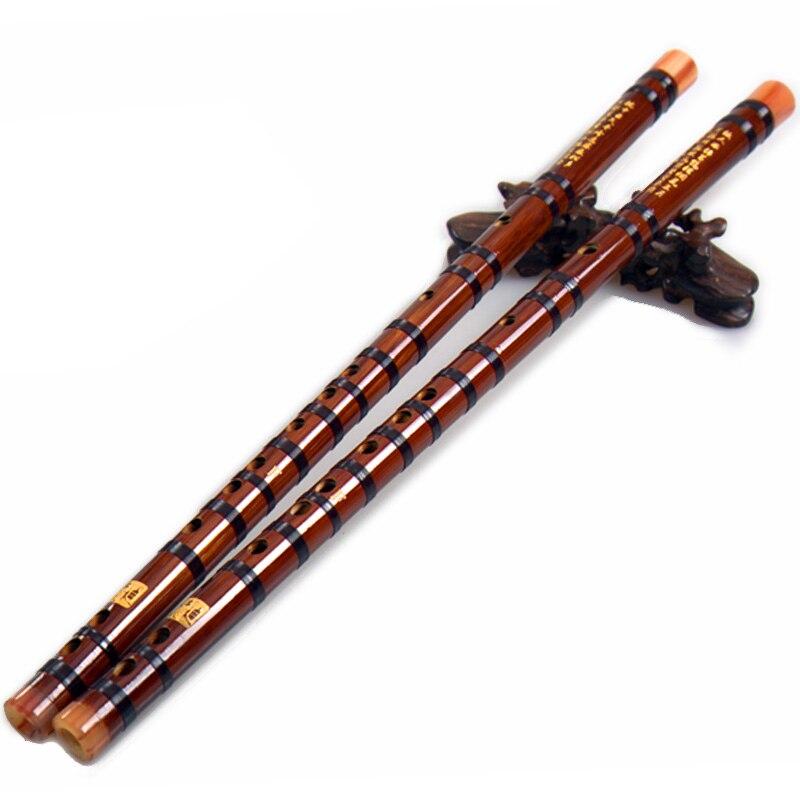 Flauta con boquilla instrumento Musical flauta de bambú C D E F G transverso flauta instrumento musical bateria bolsa profesional-in Flauta de bambú from Deportes y entretenimiento on AliExpress - 11.11_Double 11_Singles' Day 1