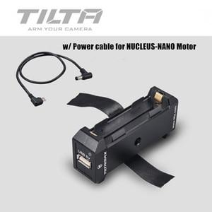 Image 3 - Tilta WLC T04 BP 18650 Batterij Voeding Plaat Holde Voor 18650 Batterij Voor Nucleus M Nucleus Nano Bmpcc 4K Kooi