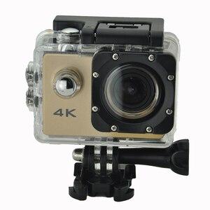Image 2 - Caméra vidéo daction sportive 4K étanche grand Angle de vue vélo caméras extérieures DJA99