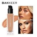 BANXEER эссенция Жидкая Основа полное покрытие база для макияжа лица Водонепроницаемый увлажняющий для женщин