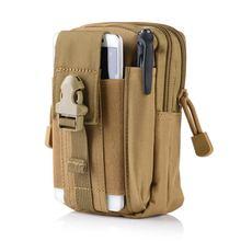 Военная тактическая поясная сумка Спортивная уличная сумочка