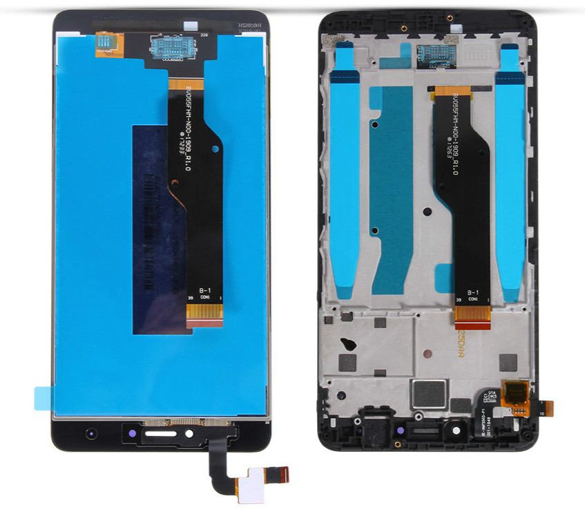 AAA Quality LCD+<font><b>Frame</b></font> For Xiaomi <font><b>Redmi</b></font> <font><b>Note</b></font> 4X LCD Display <font><b>Screen</b></font> For <font><b>Redmi</b></font> <font><b>Note</b></font> <font><b>4</b></font> Global Version LCD Only For Snapdragon 625 image