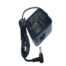 Nuevo portátil auténtico y original adaptador cargador de corriente ADP 65GD B para Asus S400 S600 Series 19V 3.42A 65W