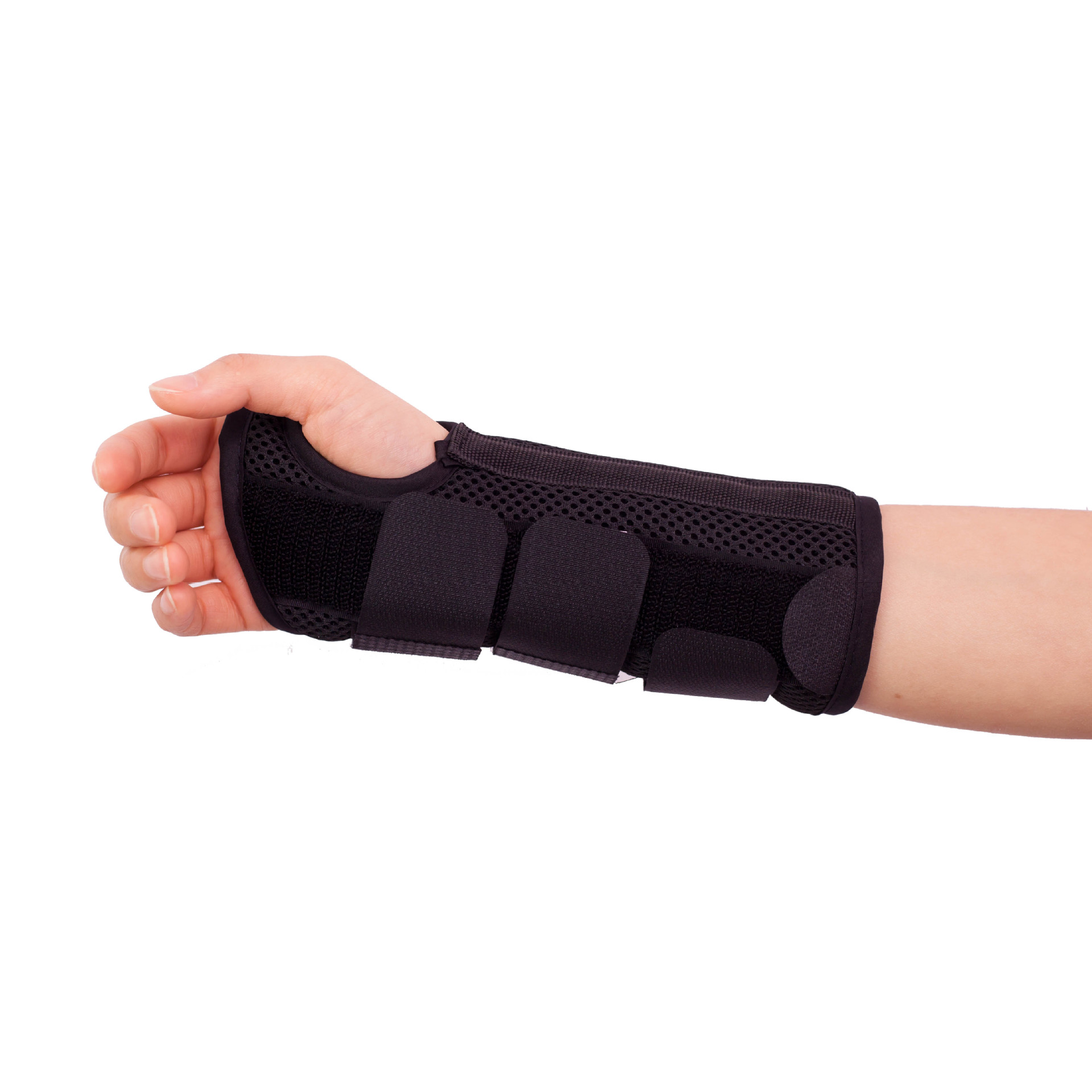 Breathable Wrist Fracture Fixing Band Forearm Fracture Postoperative Bracer Protective Clothing Plywood