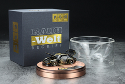 PGM 1:64 RAUH-Welt BEGRIFF RWB 993 JPS Diecast Model Car