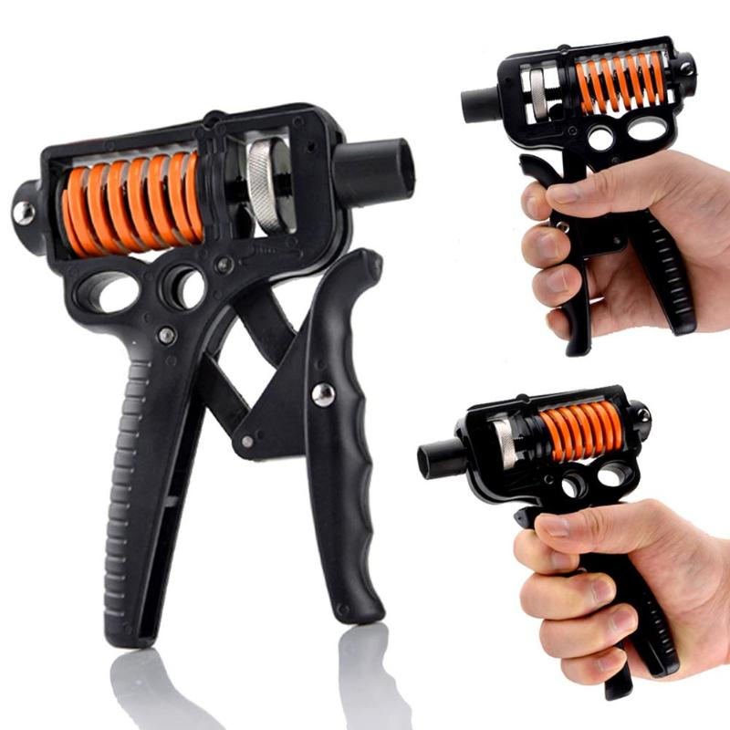 Adjustable Fingers Grips Wrist Training Gripper Gym Power Fitness Hand Grips Necessary Indoor Arm Strength Training Gadgets