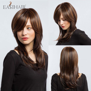 EASIHAIR Medium Length Mixed B