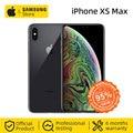 Unlocked Original Apple iPhone XS Max 6.5-inch Smartphone A12 Full Screen (Used 95% New)