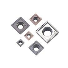 Lathe-Cutter SPMG060204 Carbide-Insert TG Turning-Tool TT9030 KT1505