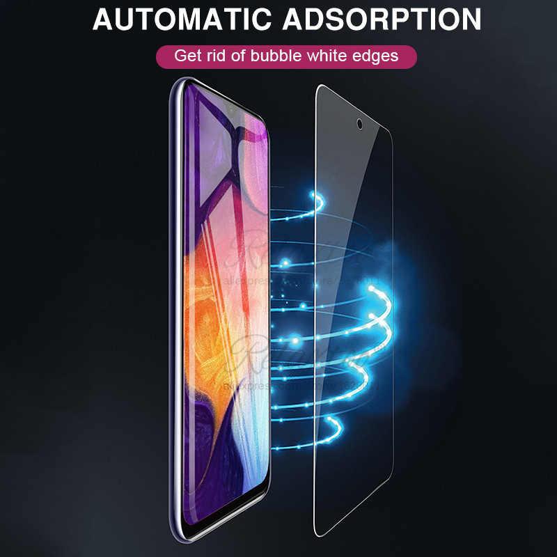3 sztuk 9H szkło hartowane dla Samsung Galaxy A10S A31 A30S A01 A10 A20 A20e A30 A50 A70 A51 folia ochronna na ekran