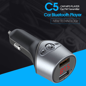Dual USB Car Bluetooth 5.0 MP3 Player Consumer Electronics