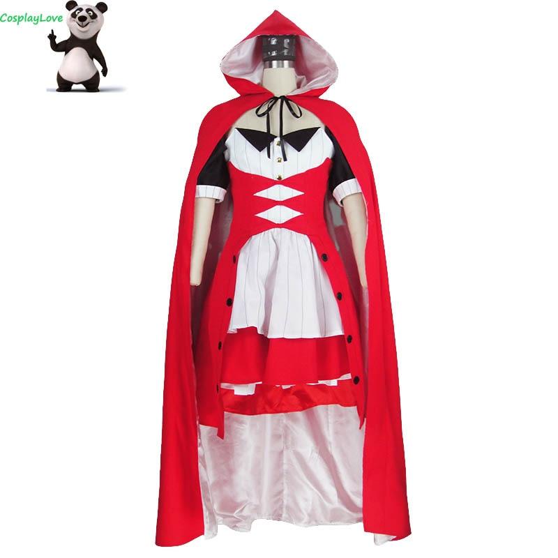 CosplayLove FGO Fate/Grand Order Marie Antoinette Heroic Spirit Festive Wear Cosplay Costume Custom-made For Christmas