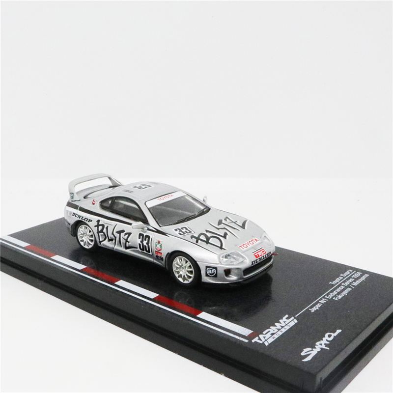 Tarmac Works 1:64 Toyota Supra Japan N1 Endurance Series 1994 Diecast Car Model