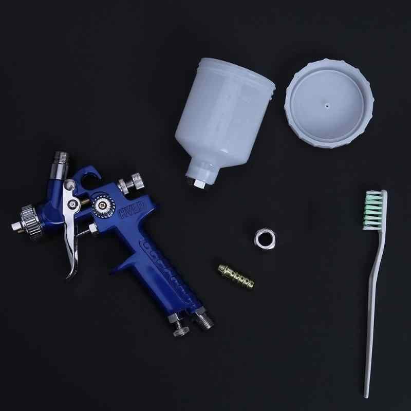 Realmote 0.8 Mm/1.0 Mmnozzle Mini Verf Spuitpistool Hvlp Voor Schilderen Auto Hoge Verneveling H-2000 Airbrush Aerograph Pneumatische tool