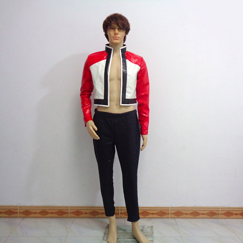 King Of Fighters Kof Rock Howard Faux Leather Cosplay Costume Halloween Uniform Outfit Customize Any Size Game Costumes Aliexpress Rock howard is a character from the king of fighters. us 35 28 16 off king of fighters kof rock howard faux leather cosplay costume halloween uniform outfit customize any size game costumes