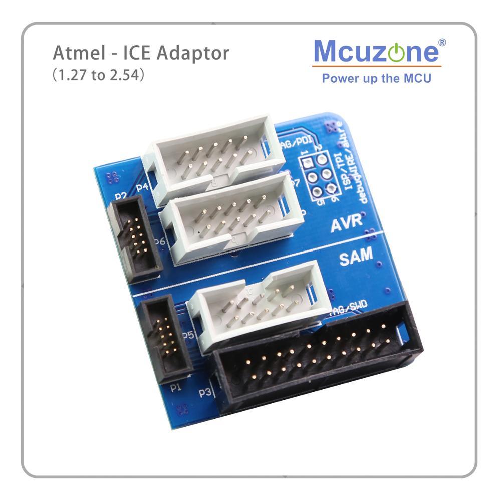 Cost Effective Original Atmel-ICE-C Kits PCBA Inside Debugger Supports JTAG SWD