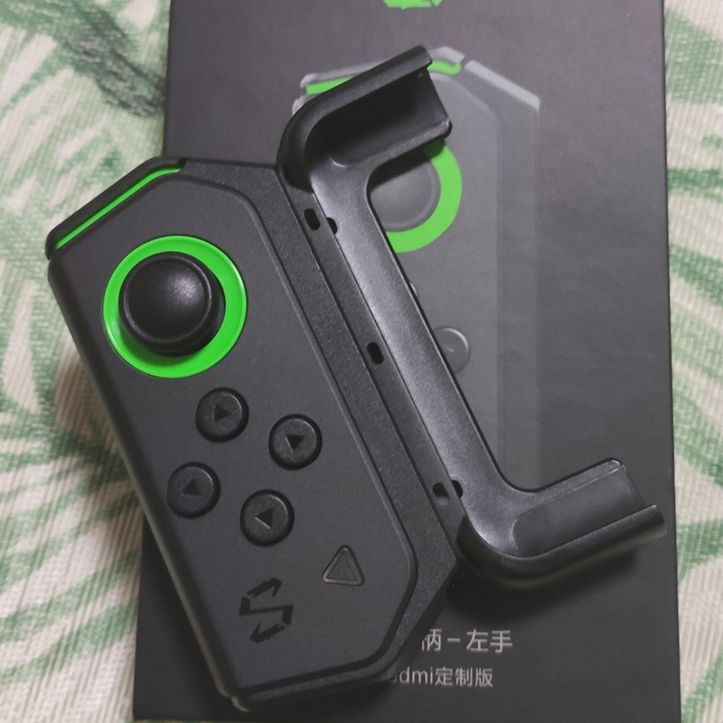 Game Controller Gamepad Joystick For Xiaomi Black Shark 1 redmi K20 Pro 9T Note 8 Gamepads Bluetooth Gaming Pad Left Handle Clip