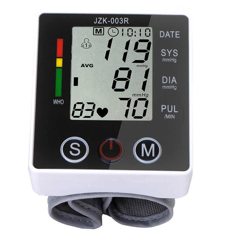 ใหม่ Health Care ชิปอัตโนมัติเครื่องวัดความดันโลหิต Tonometer สำหรับวัดและ PULSE Rates