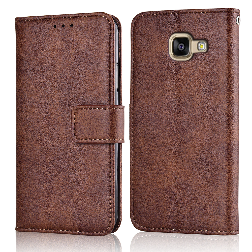 Flip Leather Wallet Case for On <font><b>Samsung</b></font> <font><b>Galaxy</b></font> <font><b>A3</b></font> <font><b>2016</b></font> A310 <font><b>A310F</b></font> <font><b>SM</b></font>-<font><b>A310F</b></font> Case Back Cover for <font><b>Samsung</b></font> <font><b>A3</b></font> <font><b>2016</b></font> Case image