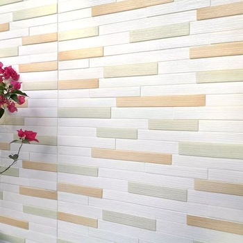 3D Brick Wall Stickers 52*69cm DIY Self Foam Waterproof Decor Wall Covering Wallpaper For Bedroom TV Background Kids Living Room 3d retro simulated brick wallpaper for living room bedroom diy wall decor self adhesive waterproof wall covering wall stickers
