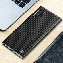 Business Carbon Note 10 9 Case for Samsung Galaxy Pro S10 5G Note9 8 Coque S8 S9 Plus Note8 Cover