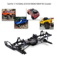 Professional Frame Rails Smooth Appearance Superb Craftsmanship for 1/10 Axial SCX10 RC Crawler Truck Off road Car