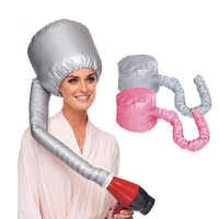 Portable Hair Dryer Hair Perm Nursing Dye Hair Modelling Warm Air Drying Treatment Cap Salon Barber Home Travel Hair Drying Cap