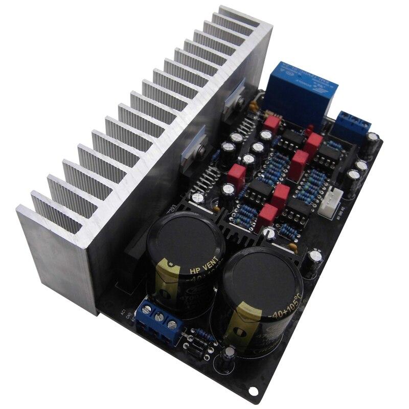 Fièvre Tda7294 carte amplificateur de puissance haute puissance 7293 DC Servo bricolage Kit de carte amplificateur de puissance fini Super LM3886