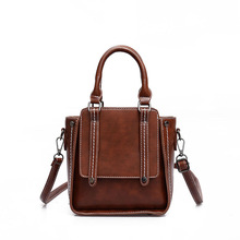 JULIE Ladies Retro New Womens Bag Fashion Women Brand Leather Diagonal High Quality Female Handbag Lady Shoulder Casual