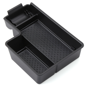 Image 3 - Newest Version Car Glove Box Armrest Box Secondary Storage For  Volkswagen VW MK6 Golf 6 GTI SCIROCCO car styling
