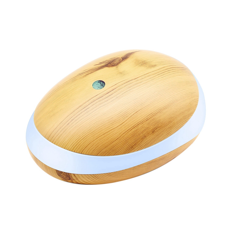Essential Oil Diffuser 7 Color Environmental Mouse Fragrance Lamp Night Lamp Home Aroma Ultrasonic Aroma Air Humidifier EU Plug