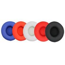 Beats – kit d'éponge pour casque d'écoute, 1 paire, étui SOLO 3.0 pour casque d'écoute, protège-oreilles, accessoires en coton