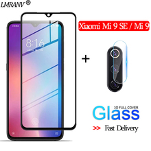 2-in-1 Camera Glass for Xiaomi Mi 9 SE 3D Protective Screen Protector 9SE Tempered xiaomi mi se