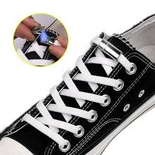 Elastic Shoelaces Leisure-Sneakers No-Tie 1-Second-Locking Magnetic Creative New Simple