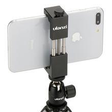 Универсальный держатель ulanzi для телефона подставка с зажимом