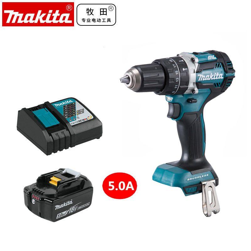 Makita 18v Combi Drill DHP482Z Cordless Drill LXT Bare Unit