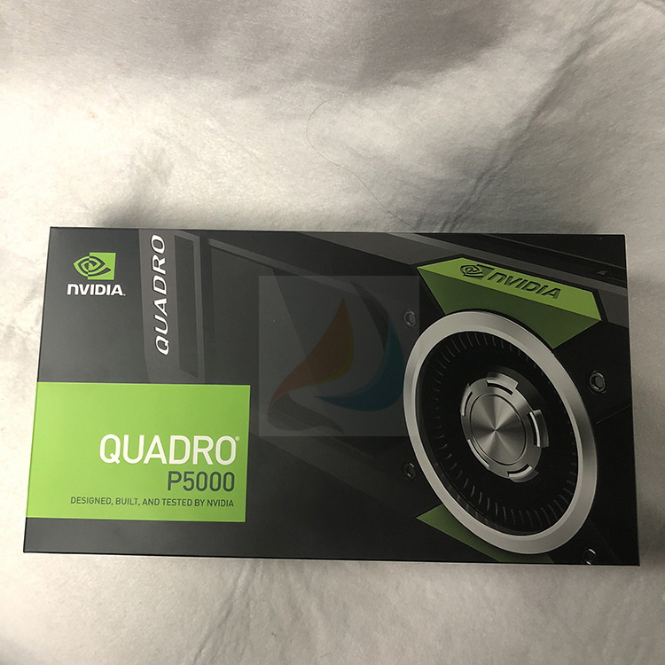 Leadtek NVIDIA Quadro P5000 16G Professional Graphic Design Workstation Graphics Card Three Year Warrant