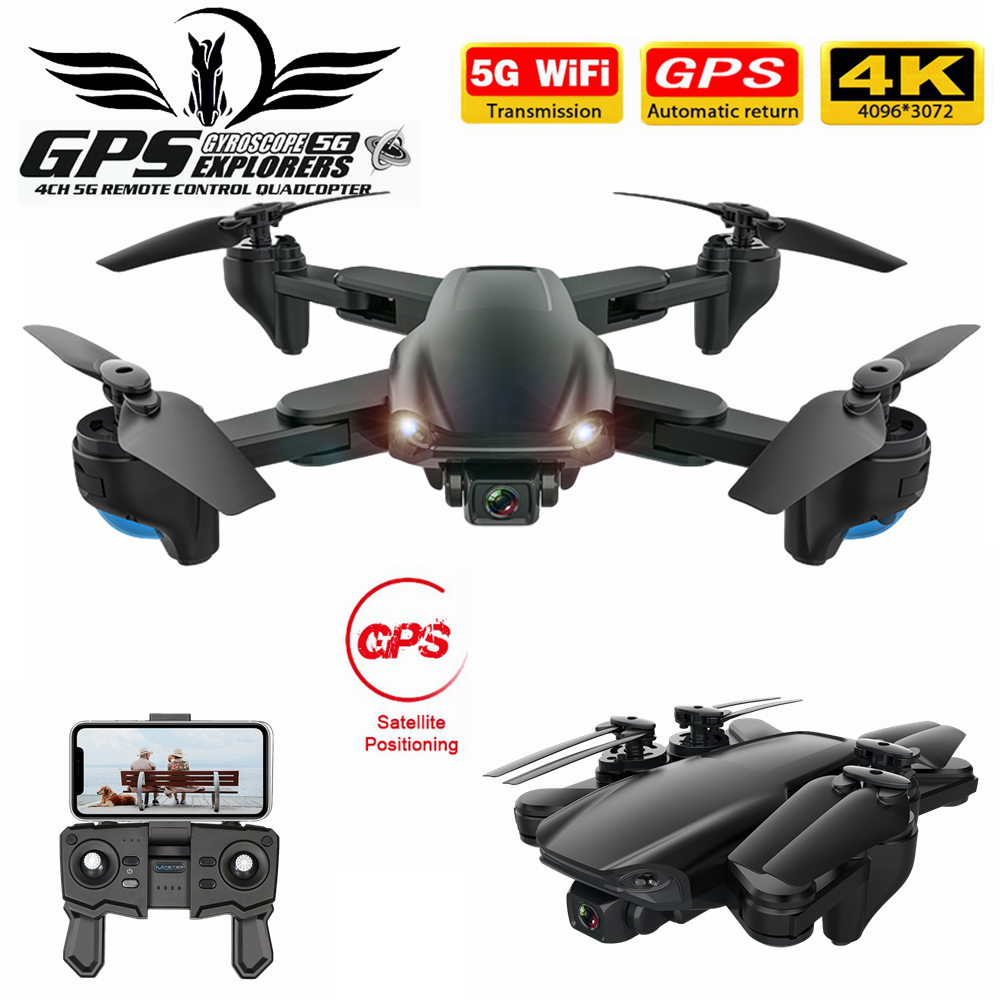 RC Gps-Drone Quadcopter Camera FEMA FPV E520S Optical-Flow Wifi Foldable SG907 Mini Dual