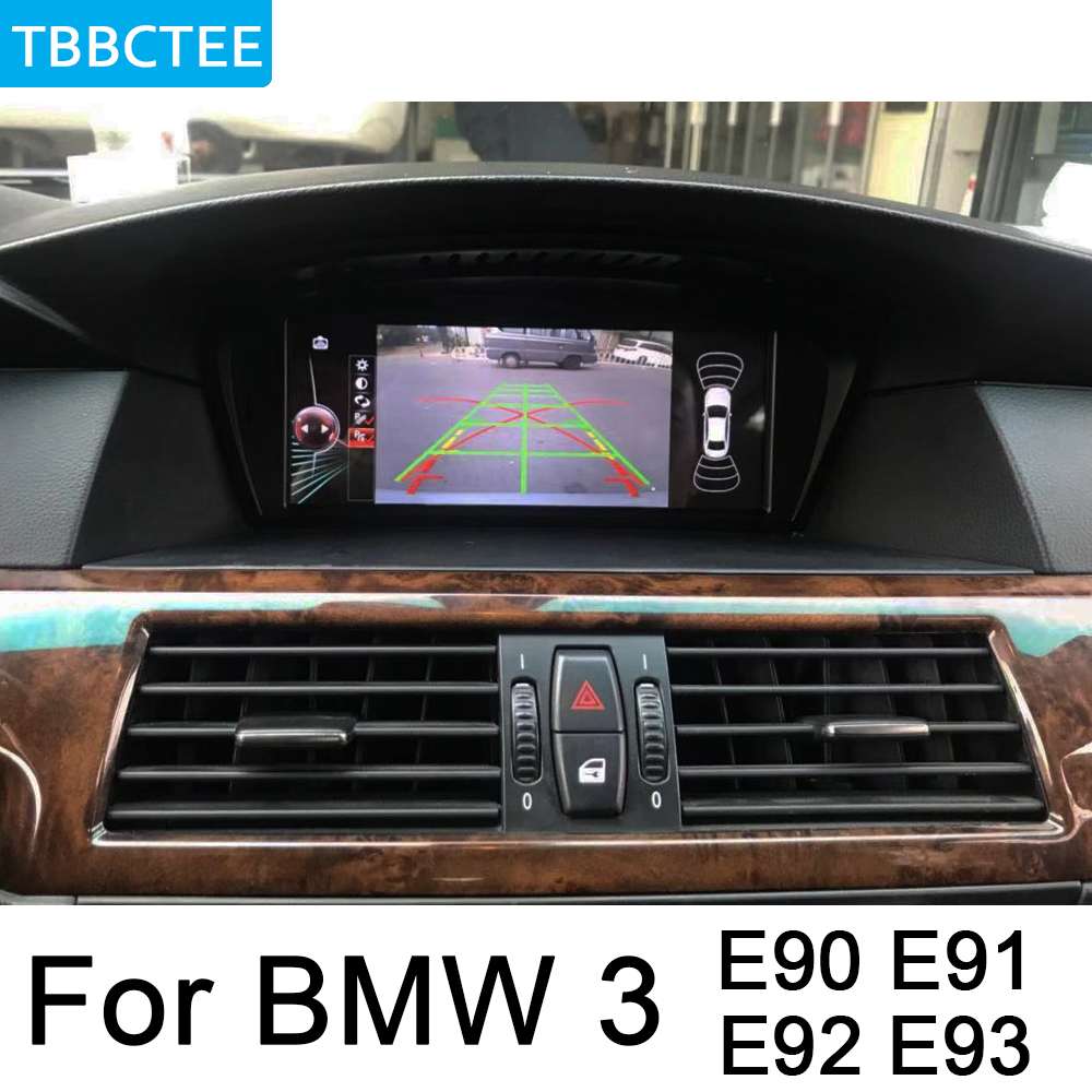 For BMW 3 Series E90 E91 E92 E93 2003 2008 CCC Android car multimedia player Navigation Navi GPS 2 Din BT Support 4G 3G stereo in Car Multimedia Player from Automobiles Motorcycles