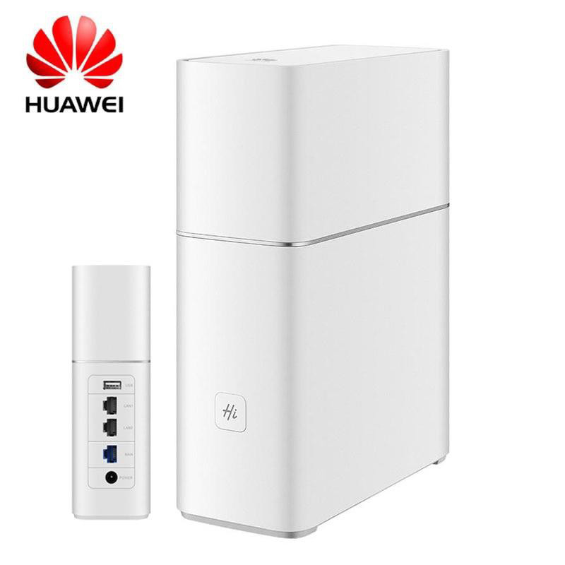 HUAWEI Router A1 Portable WIFI Extender WS852 Dual Band 1200Mbps Router Wifi Repeater High Gain Antennas Home Smart Router