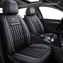 kokololee leather car seat covers for Haval F7 H6 H1 H4 H2 H